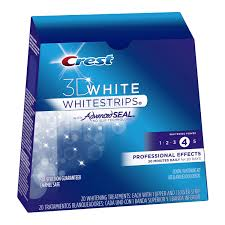 """Crest makes a few different """"levels"""" of intensity for the whitestrips. They all work but I prefer these because it's quicker than the less intense formula :)"""