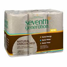These are the most eco-friendly paper towels I know about...!