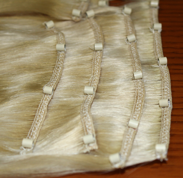Factory-Price-Brazilian-Remy-Hair-Micro-Bead-Hair-Weft-Extensions-Micro-Ring-Link-Sewing-in-Weave